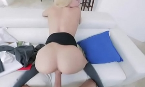 Horny Undiluted GF (elsa jean) Banged Hardcore In Making love Instalment mov-16