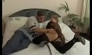 granny plus youngsters above a bed arse stab cumshot big tits