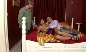 KIK: Alisas69 - Hot bedroom threesome party