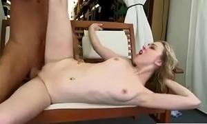 (Sonia Lei&amp_Cali Sparks) Cute Teen Ecumenical In Hardcore Sex For Money clip-27